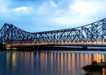 Howrah bridge may get canopy for pedestrians