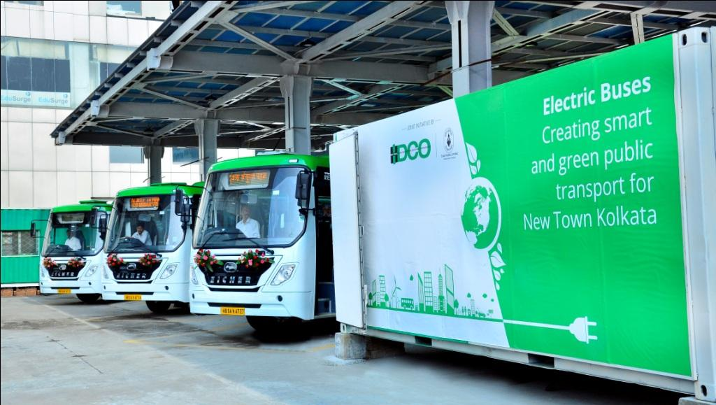 Buoyed by passenger response, Hidco plans to get more e-buses
