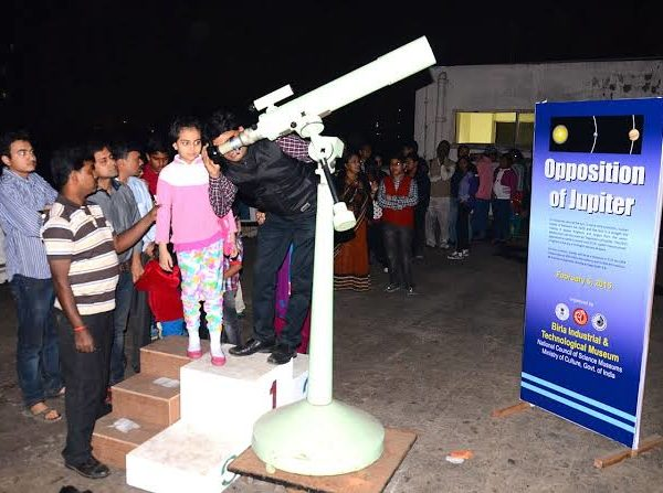 BITM telescope to give you clear view of Jupiter's storms from roof or lawn