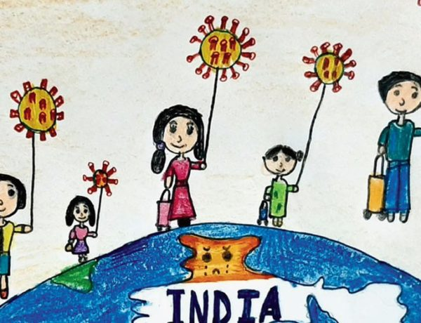 Online contest to keep kids busy in Bengal
