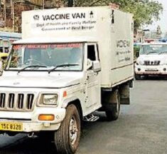 Covid vaccines reach sites, West Bengal set for first shot tomorrow