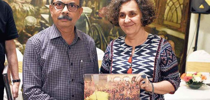 India in Celebration, a collection by Sajal Ghosh released in Calcutta
