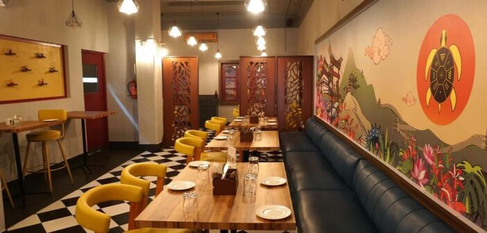 The Yellow Turtle is the new go-to address for sumptuous continental breakfasts and Asian meals