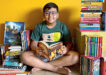 Storybooks at kids' doorstep